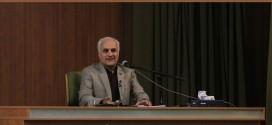 سخنرانی استاد حسن عباسی در دانشگاه شهرکرد