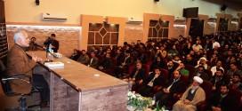 سخنرانی استاد حسن عباسی در کرمانشاه