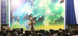 سخنرانی استاد حسن عباسی با موضوع مهدویت و آخرالزمان