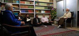 استاد حسن عباسی - دیدار